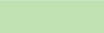 Grüner Pinselstrich