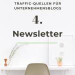 Traffic-Quellen für Blogs - #4: Newsletter