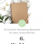 10 Content Marketing Beispiele für dein Unternehmen. Hole dir hier frische Ideen für Lifestyle-Marken! #6: Webinar