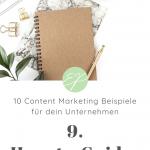 10 Content Marketing Beispiele für dein Unternehmen. Hole dir hier frische Ideen für Lifestyle-Marken! #9: How-to-Guides