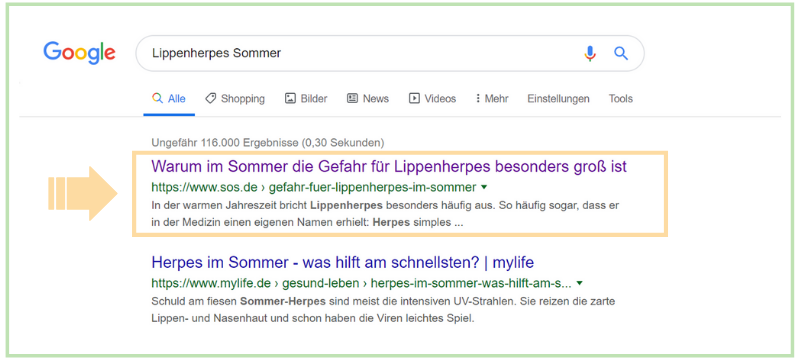 SEO: Bei Google auf Platz 1