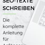 SEO-Texte schreiben - Anleitung für Anfänger