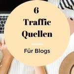 Traffic-Quellen für mehr Blog-Besucher
