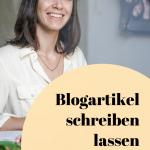 Blogartikel schreiben lassen | bei Google gefunden werden & Leser begeistern